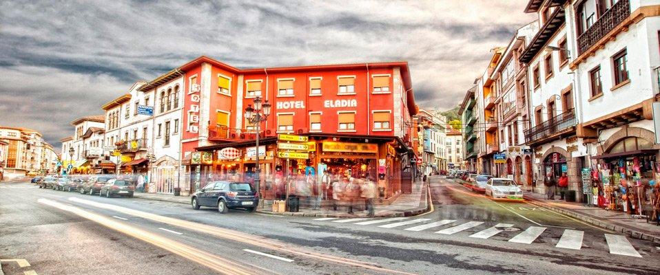 Hotel Eladia
